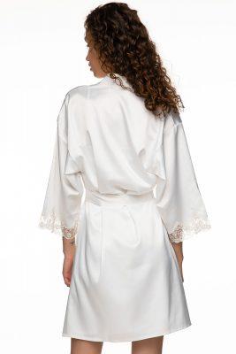 Robe 6078 ivory back